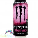 Monster Rehab Tea + Pink Lemonade + Energy