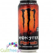 MONSTER Energy REHAB Orange