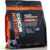 The Protein Works Coffee Cooler Cappuccino