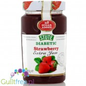 Stute Diabetic strawberry extra jam without sweetener