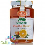 Stute Diabetic fine cut orange marmalade without sweetener