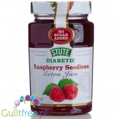 Stute Diabetic Seedless raspberry extra jam without sweetener