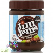 JimJams Chocolate-nutty cream without sugar