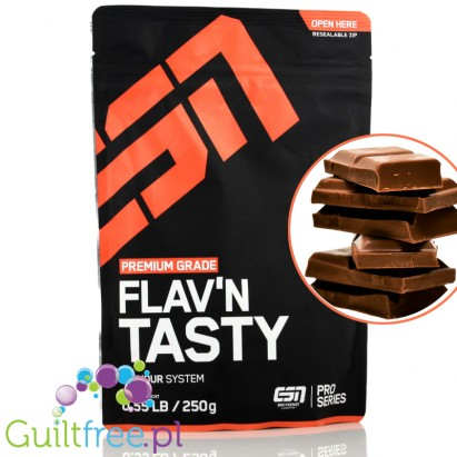 ESN Flav N Tasty Flavour System (250g) Full Chocolate