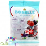 Bonelle Blackberry & Strawberry - sugarfre jellies with thaumatine and stevia