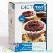 Dieti Meal high protein chocolate muffin