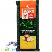 Trapa - White chocolate without sugar