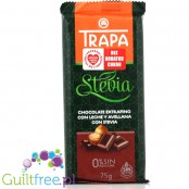 Trapa - Milk chocolate with sugar, hazelnuts