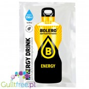 Bolero Instant Energy Drink with sweeteners, sugar free, high caffeine content - instant energy drink high in caffeine, no sugar