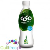 Dr. Martins pure organic coconut juice