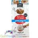 Project 7 Build-a-Flavor - Cookie Dough Yo sugar free chewing gum - Chocolate-flavored chewing gum and vanilla ice cream