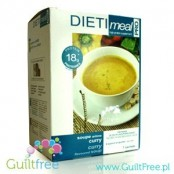 Dieti MealSoupe arôme curry - instant curry soup with curry flavor