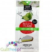 Project 7 Build-a-Flavor - Key Lime Pie Sugar free chewing gum