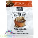 Project 7 Kettle Pop sugar free chewing gum - Sugar-free chewing gum with a taste of roasted popcorn, contains sweeteners