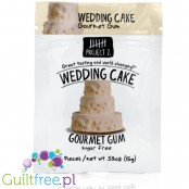 Project 7 Wedding Cake sugar free chewing gum