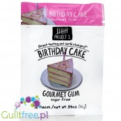 Project 7 Birthday Cake sugar free chewing gum