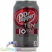 Dr Pepper Ten 10kcal wersja USA