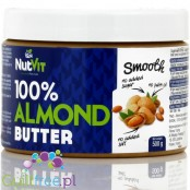 OstroVit NutVit smooth almond butter 100% nuts