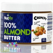 OstroVit NutVit crunhy almond butter 100% nuts