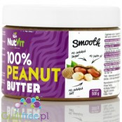 OstroVit NutVit smooth peanut butter 100% nuts