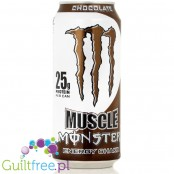 Monster Muscle Energy Chocolate Shake 25g białka