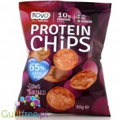Novo Foods Chipsy Proteinowe Sweet Thai Chilli