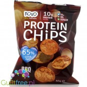 Novo Protein Chips Barbecue