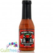 ZZWing Time, Buffalo Wing Sauce, Hot