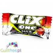 Clix One Daiquiri guma do żucia bez cukru