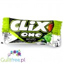Clix One Mojito- sugar-free chewy gum with lime-mint flavor