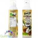 Best Joy Coconut Cooking Spray for frying meat, fish, eggs, grilling