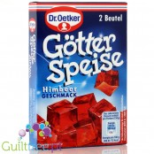 Dr. Oetker sugar-free, raspberry jelly