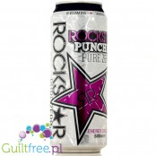 Rockstar Punched Pure Zero Guava Energy Drink 500ml