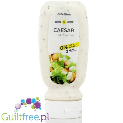 Caesar Dressing 320 ml from Body Attack