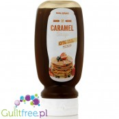 Caramel Syrup 320 ml from Body Attack