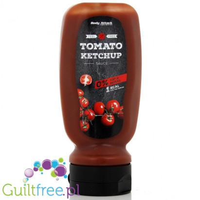 Tomato Ketchup Sauce 320 ml from Body Attack