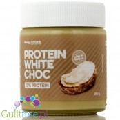 Body Attack White Choc - White chocolate flavor cream