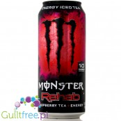 Monster Rehab Raspberry Tea + Energy