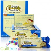 ANSI Gourmet Cheesecake naturally flavored protein bar, Birthday Cake Flavor