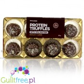 Body Attack Protein Truffles with 33% protein chocolate flavor