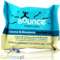 Bounce Energy Ball Coconut & Macadamia Protein Bliss