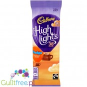 Cadbury Highlights Fudge - drinking choncolate 40kcal, sachet