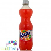 Fanta Fruit Twist Zero, sparkling low calorie mixed fruit drink with sweeteners