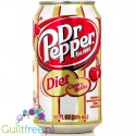 Diet Dr Pepper Cherry Vanilla zero kalorii, import USA