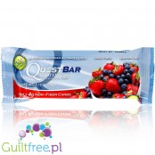 Quest Bar Protein Bar Mixed Berry Bliss