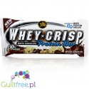 All Stars Whey Crisp White Chocolate Cookie Crunch - crunchy protein white chocolate bar and biscuits