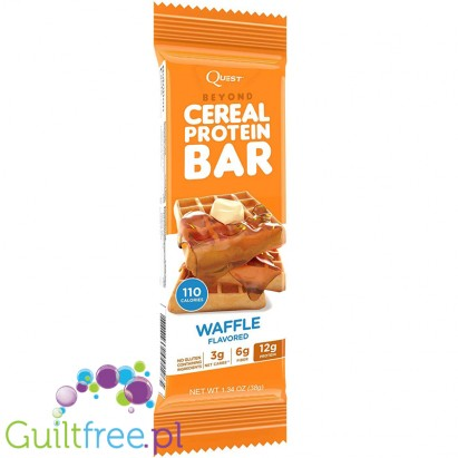 Quest Beyond Cereal Waffle Bar