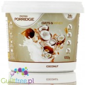 Feel Free Nutrition Protein Porridge - coconut