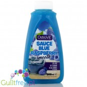 Ostrovit Sauce Blue Raspberry Smooth