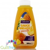 Ostrovit Sauce Pineapple Smooth zero calorie syrup